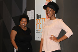 @IFeelPretty launch event