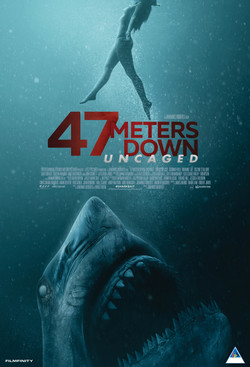 47 Meters Down Uncaged Poster HR