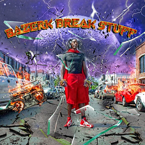"Bazerk Brings the Heat With His Flaming Single, ""Push Them In the Crowd"""