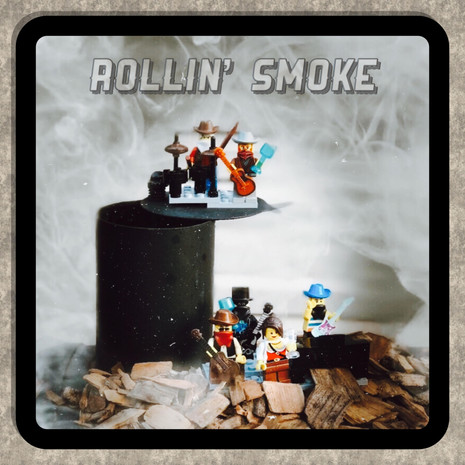 """Take a Trip Down South With Crow Buntry's Upbeat Release, """"Rollin' Smoke"""""""
