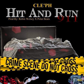 """Cle'ph Sinks into Sensuality with a Soulful Single, """"Hit & Run"""""""