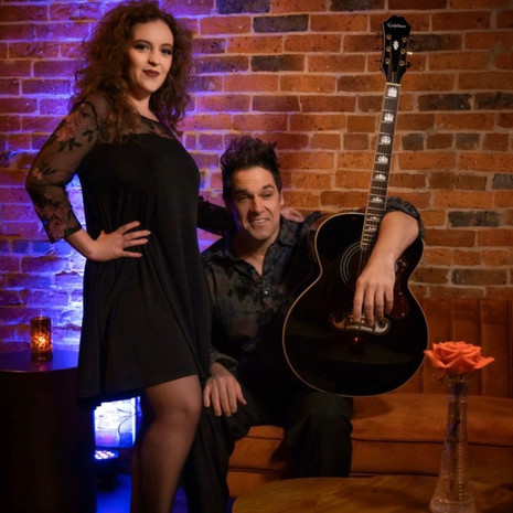 """The Frost Duo Releases Cozy Holiday Jazz Single """"Play Nice"""""""