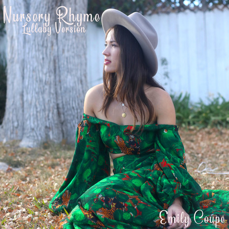 """Drift Away to Elusive Bliss with Emily Coupe's, """"Nursery Rhyme (Lullaby Version)"""""""