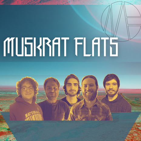 """Muskrat Flats Drives It Home With The Rhythm In Their Latest Record, """"Terrapin Terrace"""""""