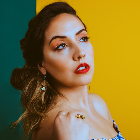 """World Music Never Sounded So Sweet With Natalie Oliveri and Gabriela Riley's Single, """"MAR"""""""