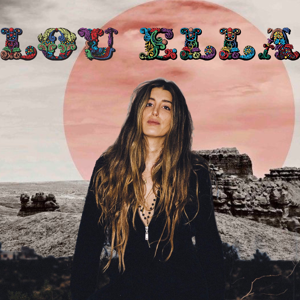 New Artist On The Lookout: Premiere of Lou Ella's Debut