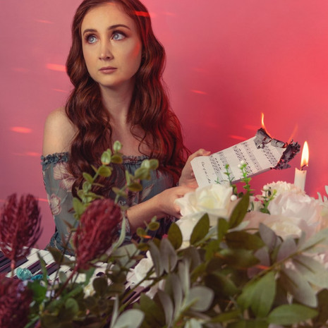 Amy Lyons Storms 'Out of the Ashes,' in Her Recent EP