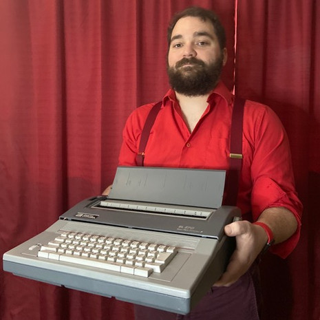 "Take A Dive Into Powerful Admiration With Tim Kohler's ""Typewriter"""
