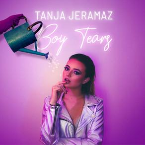 "Tanja Jeramaz Releases a Satirical Single with, ""Boy Tears"""