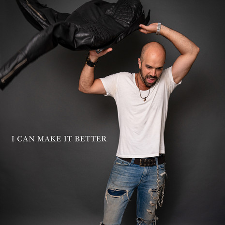 "Funk Fueled Vibes Gets You Up and Dancing, With Beto Vargas' Latest Single, ""I Can Make It Better"""