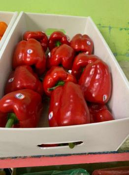Перец Красный Болгарский - 1 кг