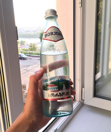 Боржоми - 0,5 л (стекло)