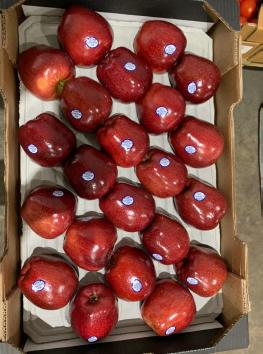Яблоки Ред Чиф - 1 кг
