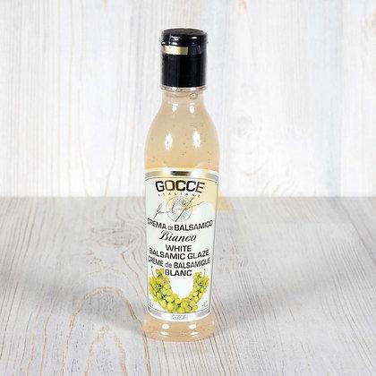 Соус-крем бальзамический белый, GOCCE - 220 гр