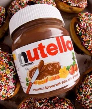 Nutella - 630 гр