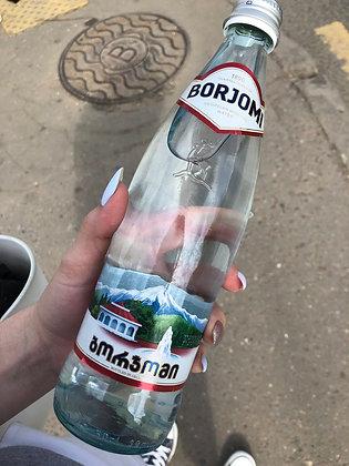 Боржоми - 0,75 л (пластик)
