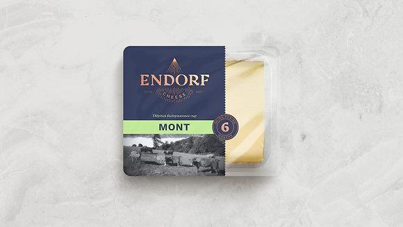 Сыр твердый MONT - 200 гр