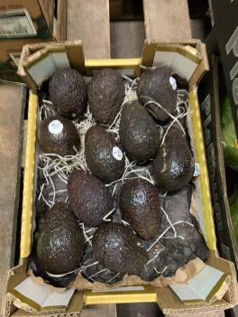 Авокадо Хасс Чёрный - 1 шт
