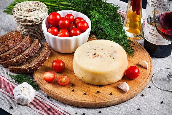 Качотта с томатами - 200 гр