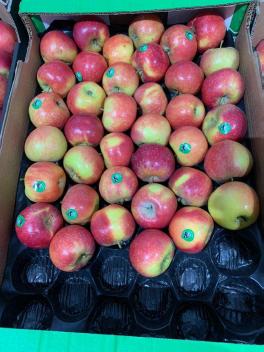 Яблоки Фуджи маленькие - 1 кг