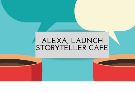 Storyteller Cafe is Live on Alexa