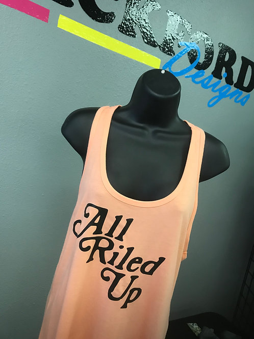 All Riled Up Tank Top