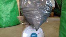 116,5 kg kurk binnengebracht bij VZW De Vlaspit