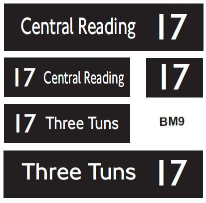 New LT (Borismaster)  Blinds Route 17