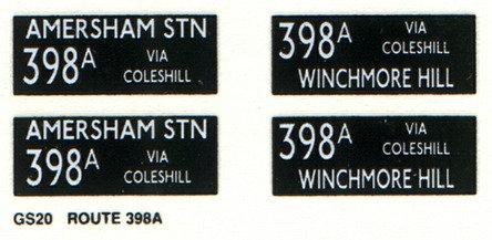 GS Route 398A