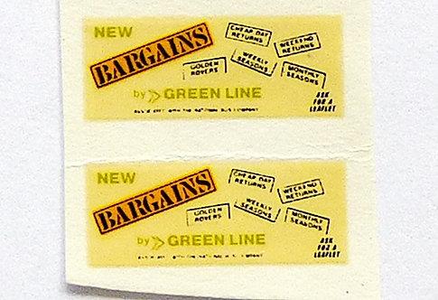 Greenline Bargains