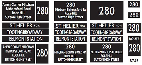 RT Blind Route 280