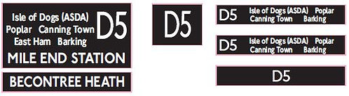 M / T Route D5