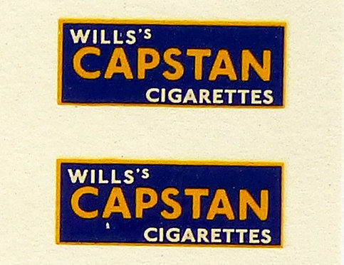 Capstan  Cigarettes