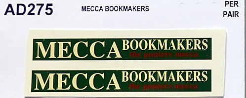 Mecca Bookmakers