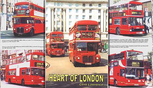 HEART of LONDON BOOK