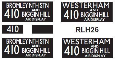 RLH Blinds Route 410