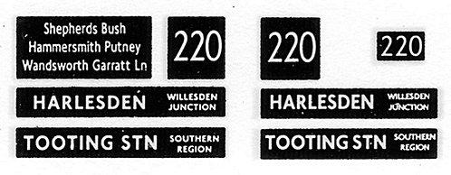 DMS Route 220