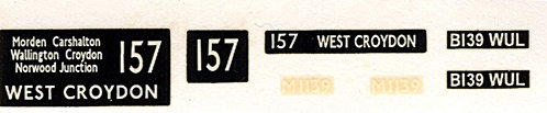M Route 157 & Fleet Number M1139