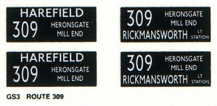GS Route 309