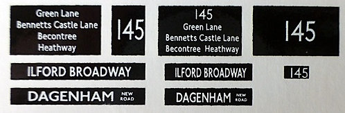 RT Blind Route 145