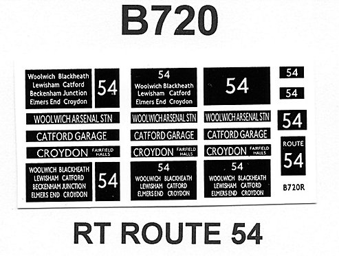 RT Blind Route 54