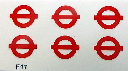 Fleet Names  Red Roundels