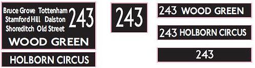 M / T Route 243