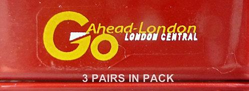 GO AHEAD LONDON CENTRAL MODERN FLEET NAMES
