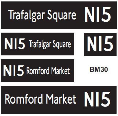 New LT (Borismaster)  Route N15