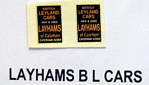 Layhams Leyland Cars