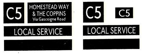 DMS Route C5