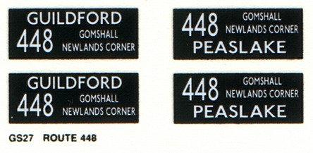 GS Route 448