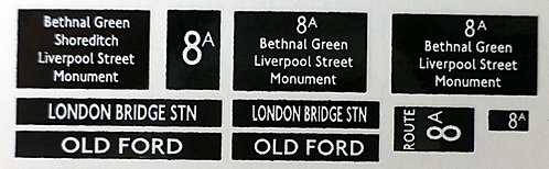 RT Blind Route 8A