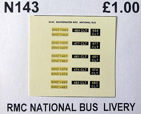 Silver RMC1461, RMC1464, RMC1474, RMC1477, RMC1483